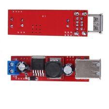 1/2/5PCS DC 6V-40V To 5V 3A Dual USB Charger Step-down Converter Module LM2596