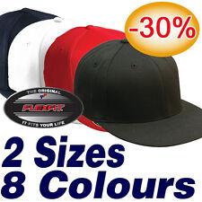 »WOW FLEXFIT Basecap 210 Premium Fitted Baseball Cap Hip Hop Mütze«