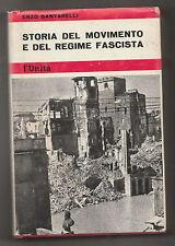 Santarelli,STORIA DEL MOVIMENTO E DEL REGIME FASCISTA,1971 Ed.Riuniti[fascismo