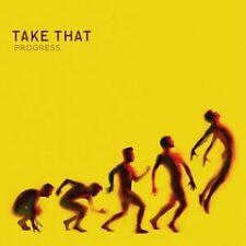 Take That-Progress (LTD. Deluxe Edt.) (2010), Digipack, nuovo OVP, CD
