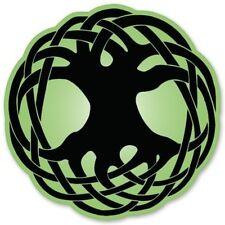 Celtic Tree of Life Car Vinyl Sticker - SELECT SIZE