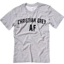 Christian Grey AF TShirt Funny #AF T-Shirts Unisex/Men SUPER SOFT PREMIUM Shirt