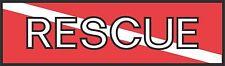Dive Rescue Team Decal / Sticker 200-73