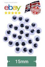 Trimits Surtidos tambaleante pelotas ojos Pack de 208 Tarjeta Artesanía