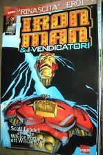 Iron Man e i Vendicatori n.21 la rinascita degli eroi 3 ed.Marvel Italia