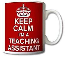 Keep Calm I'm A Teaching Assistant Mug Cup  Gift Mugs