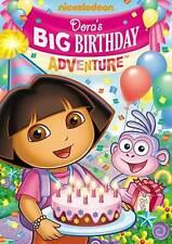 Dora the Explorer: Dora's Big Birthday Adventure [Po DVD Region 1Z
