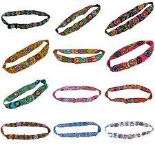 High Fashion Women Belts ~ Alma Soul ~ 100% Wool ~ Many Patterns and Sizes! NWT