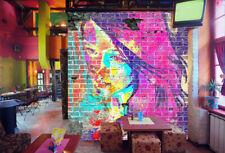 3D Colore,Vernice Parete Murale Foto Carta da parati immagine sfondo muro stampa