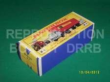 MATCHBOX 1-75 MAJOR PACK # 2 BEDFORD Trattore & York Rimorchio-Repro. BOX da drrb