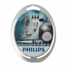 Phillips X-treme Vision headlight/head bombillas para lámpara (par) - camino legal-e marcado