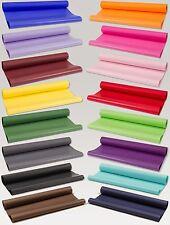 7,80€/KG Seidenpapier farbig 50x75cm 5KG=ca.430 Bogen Blumenseide Farbauswahl
