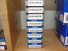 10 Iscar S845 SXMU Wendeschneidplatten incl. 19% Mwst NEU Carbide Inserts VHM