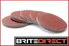 1 - 100pc MIGLIOR PREZZO Disco Di Levigatura Grana 125 5' 24 - 240 Grinder levigatura lucidatura
