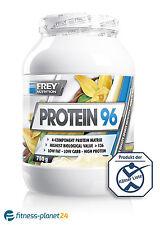Frey Nutrition Protein 96 - 750g Eiweiss Dose 4 Komponenten + Mega Bonus