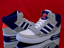 ADIDAS Originals Hardcourt Defender Higt-Top Sneaker Weiß/grau/blau Q22070 Neu