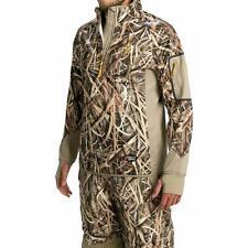 Browning Dirty Bird Smoothbore Pullover 1/4 Zip Fleece Jacket $160 Camo Hunt SGB