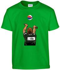 """GREEN Larry Bird Boston Celtics """"3 Point Contest"""" T-shirt shirt jersey S-5XL"""