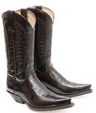 2073 Bottes Sendra bottes boots western FUSHIA *** promo à saisir ***