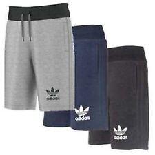Adidas Mens Sport Essentials Gym Active Shorts Navy/Black/Grey