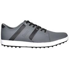 NEW Mens Etonic G-SOK 2.0 Waterproof Golf Shoes Grey/Black - Choose Your Size