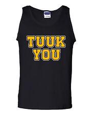 "Tuukka Rask Boston Bruins ""TUUK YOU"" jersey jersey Tank Top"