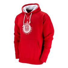 Chivas del Guadalajara Mexico Hoodie Official Soccer Sweatshirt Mexico Color-Red