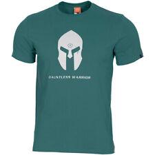 Pentagon Ageron Camiseta Spartan Casco Hombre Caza Gama Ejército Gasolina Petrol