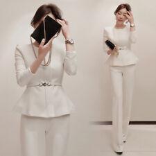 stile alla moda godere di un prezzo economico ampia selezione Tailleur e abiti sartoriali da donna nero completo giacca ...