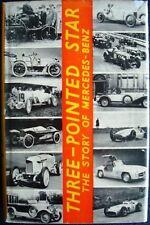 Three-pointed STAR la storia dell' MERCEDES-BENZ scott-moncrieff AUTO BOOK