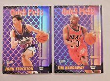 1997-98 Ultra Quick Picks Basketball Insert Choose one