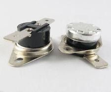 KSD301 Normal Close N.C. 10A 250V Thermostat Bimetal Disc Temperature Switch