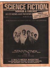 SCIENCE FICTION HORROR & FANTASY #1 - 1979 fanzine - Forrest Ackerman column