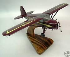 AC-05 Chatelain Bijou Airplane Mahogany Kiln Dry Wood Model Large New