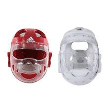 maschera facciale in plexiglass