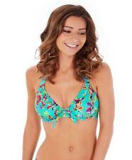 Lepel Swimwear Sunset Underwire Halter Bikini Top Blue 1575610 Various Sizes