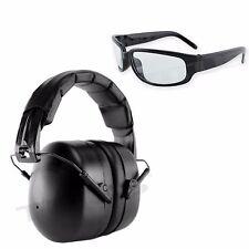 TITUS Shooting Range Noise Ear Protection Muffs Z87.1  Z87+ EN166