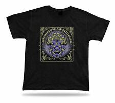 Tshirt Tee Shirt Birthday Gift Idea Traditional Mask Demon Asura Hindu Emblam