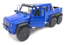 MERCEDES BENZ G63 6x6 AMG Maquette de voiture auto produit sous licence 1:3