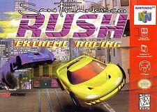 San Francisco Rush Extreme Racing (Nintendo 64, 1997) n64 GAME ONLY NICE NES HQ