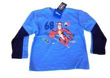 T-shirt Disney serie Winnie the Pooh maglia manica lunga Tigro *13653