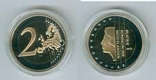Niederlande 2 Euro Kursmünze PP/Proof (Wählen Sie unter: 1999-2017)