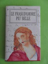 MONTORFANO*LE FRASI D'AMORE PIU' BELLE - CDE 1991