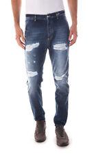 Jeans Daniele Alessandrini Jeans -50% Italy Uomo Denim PJ5512L6803631-1111 SALDI