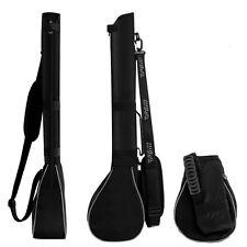 Golf Carry Pencil Bag Sunday Flight Cover Folding Range Grey Lightweight Case