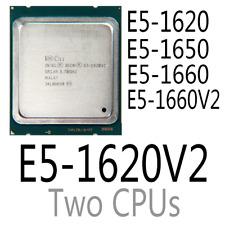 intel Xeon E5-1620 E5-1620 V2 E5-1650 E5-1660 E5-1660 V2 CPU Processor