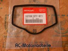 Honda CL 125 a joint rücklichtglas ORIGINAL Gasket taillight NEW ORIGINAL