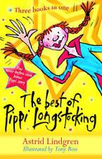 The Best of Pippi Longstocking: Three Books in One, Lindgren, Astrid Paperback