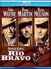 Rio Bravo (1959) Like New Blu-ray John Wayne, Dean Martin, Ricky Nelson