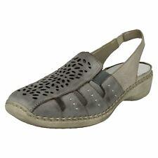 Rieker Ladies Slingback Shoes 41390